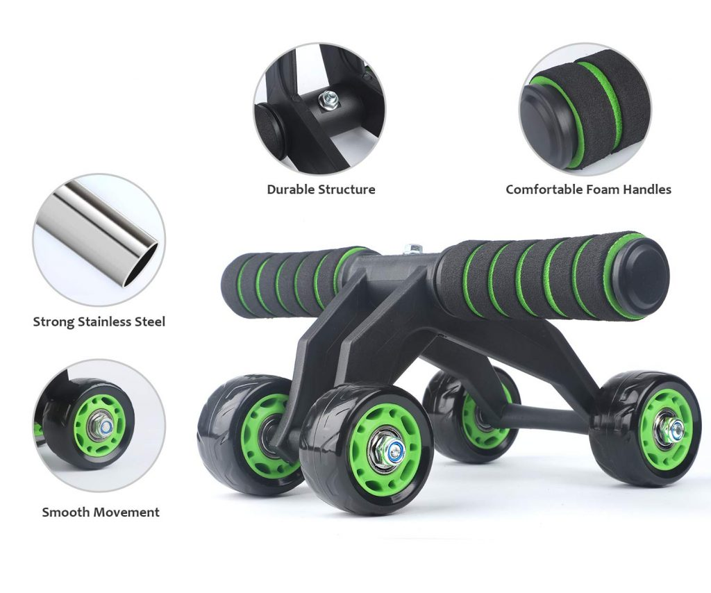 The best Ab rollers on Amazon