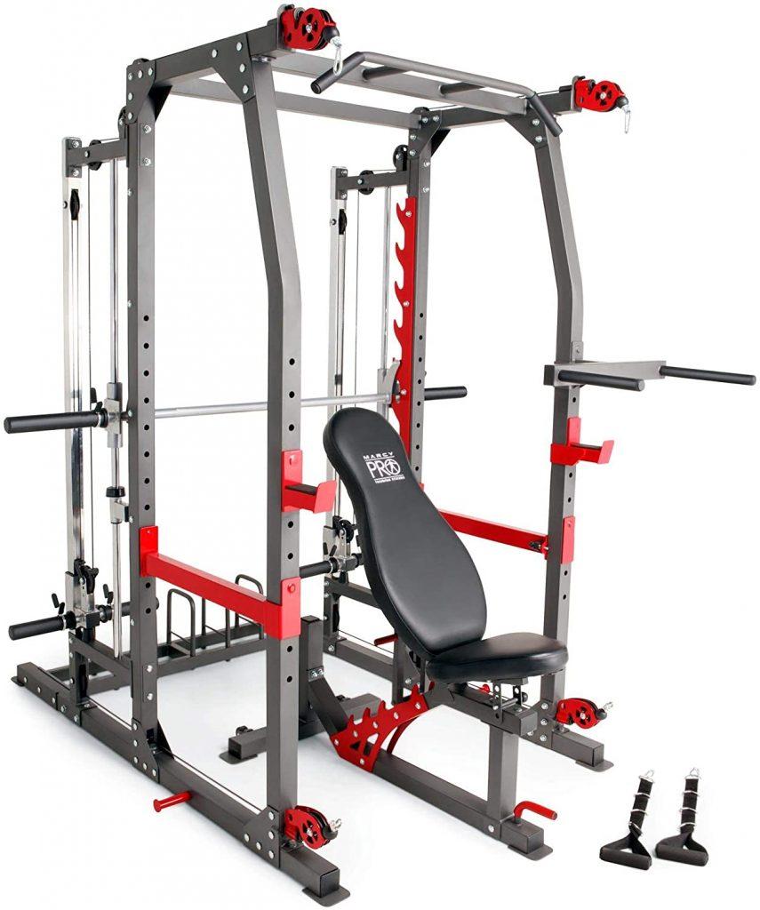 Multifunctional Fitness Machine
