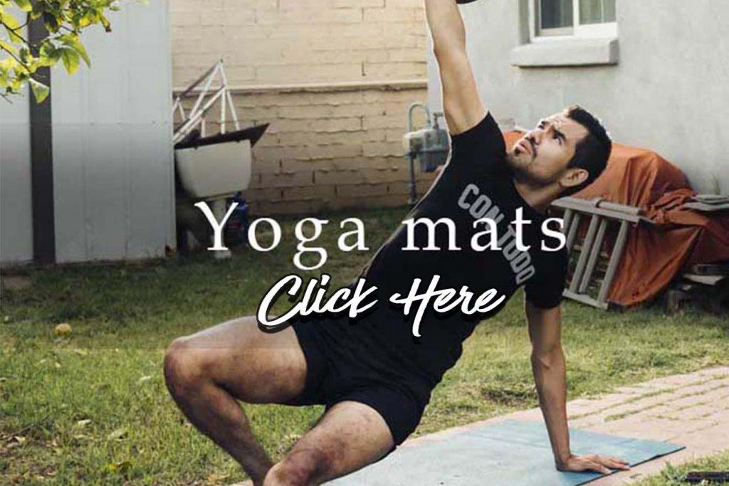 The best Yoga mats on Amazon